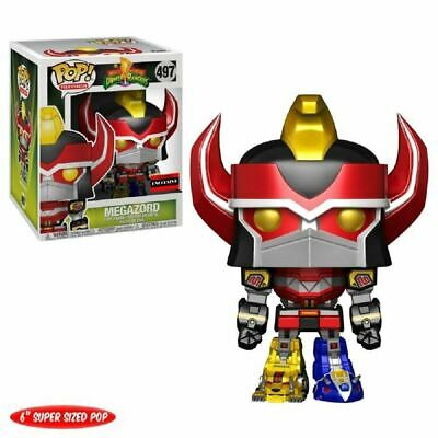 Funko POP - Power Rangers - Metallic Megazord - 6 Inch - Collectible Figure