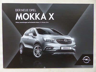 opel mokka x 2017 betriebsanleitung 2017. Black Bedroom Furniture Sets. Home Design Ideas