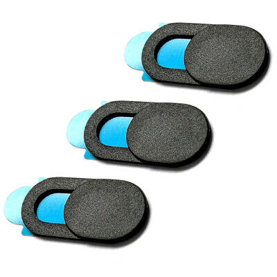 Webcam Privacy Cover (Pack of 3) - Keep your identity safe from hackers & spies