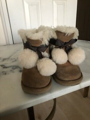 Kids Ugg Boots Shoes Size Uk 8