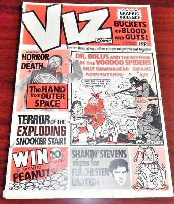 Viz # 16 comic February 1986 magazine issue (Adults only)
