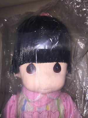 "Precious Moments Soft Doll ""KERRI"" ""PRECIOUS COLLECTION DOLL"""