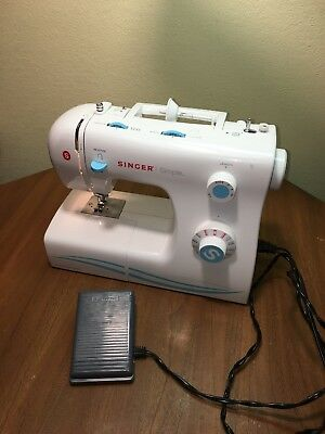 SINGER 40 SIMPLE Mechanical Sewing Machine 4040 PicClick Amazing Singer Zigzag Sewing Machine 2263
