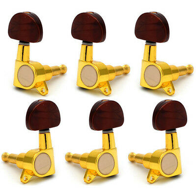 Acoustic Electric Guitar String Tuning Pegs Keys Machine Heads Lock Tuners 3x3