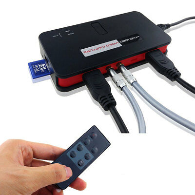 Ezcap 284 1080P HD Video Capture Box Card Game Recorder for PlayStation Xbox