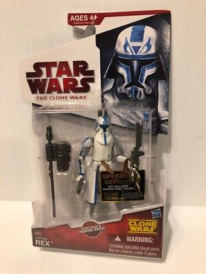 Star Wars - CAPTAIN REX - the clone wars - CW50 - New