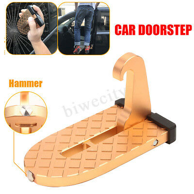 Vehicle Access Roof Of Car Door Step Give You a Step To Rooftop Doorstep Ladder