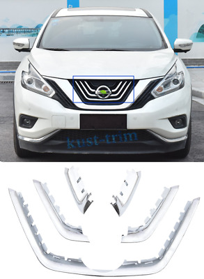 2018 nissan murano front grill