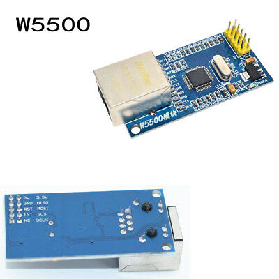 W5500 Ethernet Network Modules Adapter TCP/IP 51/STM32 SPI Interface For Arduino