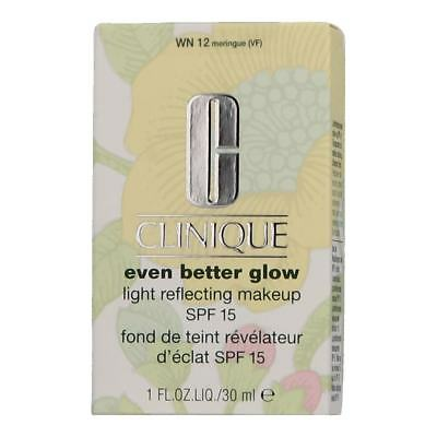 Clinique Even Better Glow - Light Reflecting Makeup WN 12 Meringue 30 ml