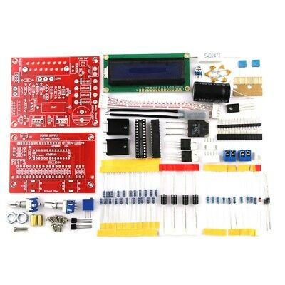 0-28V 0.01-2A Adjustable Regulated DC Power Supply DIY Kit with LCD Display