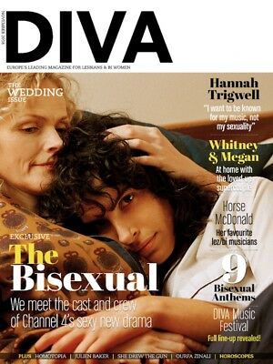 Diva Revista Noviembre 2018 - el Transexuales - Hannah Trigwell - Whitney &