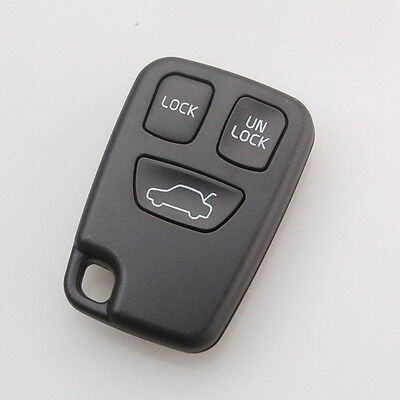 3 Buttons Fob Replacement Remote Key Shell Cover for VOLVO S60 S70 S90 XC70