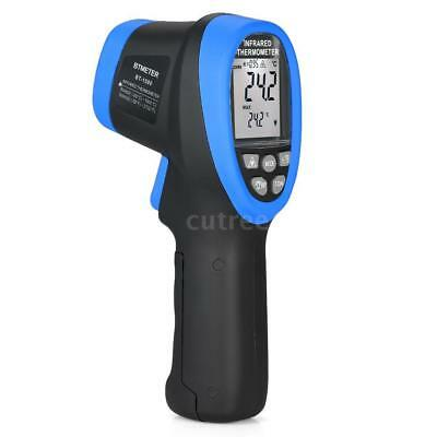 BTMETER Handheld Non-contact LCD Infrared Thermometer -50~1500℃ /-58~2732℉ I1C7