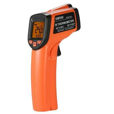 Handheld Non-contact IR Infrared Thermometer Digital Temperature Tester D2S1