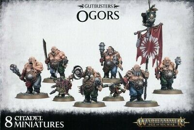 Gutbusters Ogors Games Workshop Warhammer Age of Sigmar Brand New