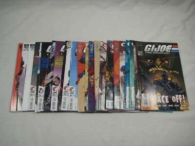 Huge GI JOE comic book lot 24 comics brand new, never read-great gift idea! (A)