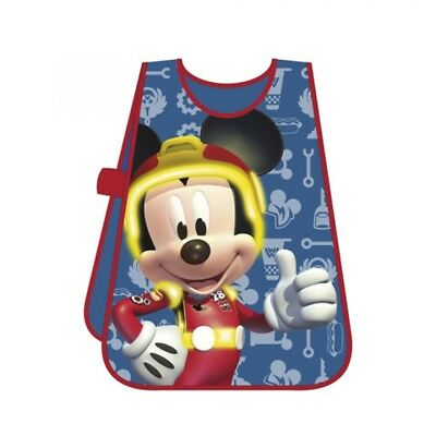 Childrens Kids Boys Pvc Painting Cooking Apron Tabard