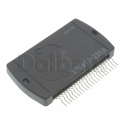 Stk413-220A	 Integrated Circuit ''Uk Compsny Since1983 Nikko''