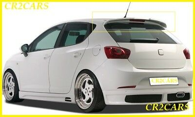 SEAT IBIZA 6J 5 door REAR/ROOF SPOILER (2008-2015)