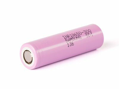100% GENUINE Samsung 18650 Lithium 30Q 3000mAh 15A Li-ion Battery Batteries