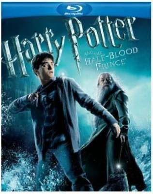 Harry Potter and the Half-Blood Prince [Blu-ray] Slipcover