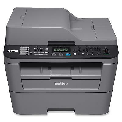 Brother MFC-L2700DW Wireless Laser All-in-One Printer Print/Copy/Scan/Fax/Duplex