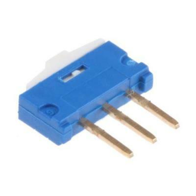 65 x KNITTER-SWITCH PCB Slide Switch Latching 500A @ 12V dc
