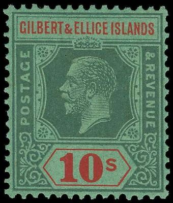 Gilbert and Ellice Islands Scott 31 Gibbons 35 Never Hinged Stamp