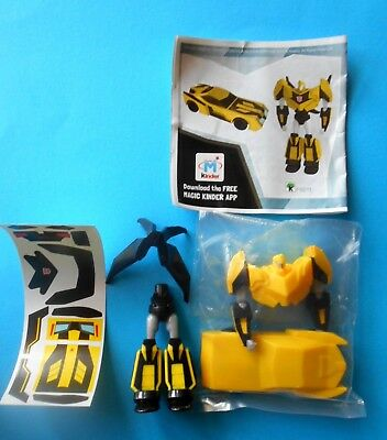KINDER Maxi Transformers FSE11 + CARTINA