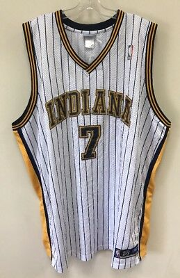 outlet store 68c99 676fb RON ARTEST AUTHENTIC Indiana Pacers Jersey Size 56 - $100.00 ...