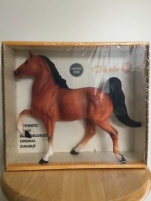 Hartland #4502 Regal Sorrel Saddlebred New In Box Rare