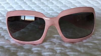 cf2b9d3b92493 Authentic CHANEL Mother of Pearl Sunglasses Pink Square 5076 C671 11 61016