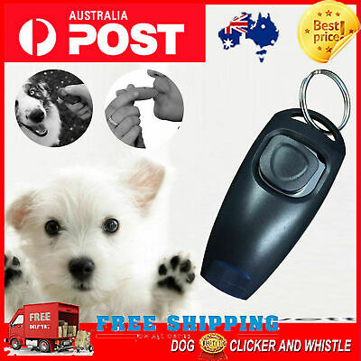DOG WHISTLE TRAINING Pet Obedience Adjustable Pitch