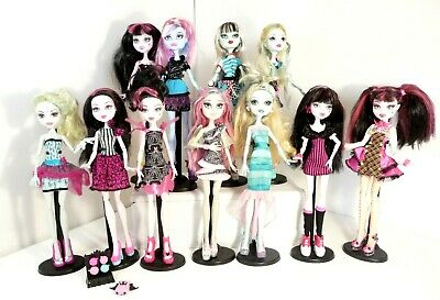 Monster High Dolls pick one or many you choose all in vgc some rare no 12