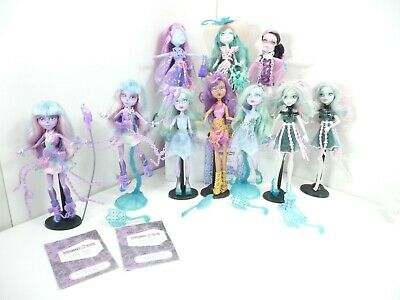 Monster High Dolls Haunted pick one you choose Vandala, River Styxx, Twyla no 33