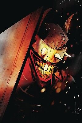 Batman Who Laughs #1 Jock Cover Highly Anticipated!