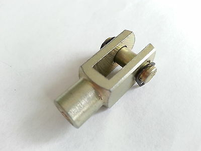 1 pc Y25 Pneumatic Cylinders Piston Rod Clevis Nose Mount thread M10x1.25mm