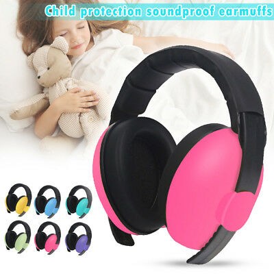 Kids Childs Baby Ear Muff Defenders Noise Reduction Festival Protection GYTH