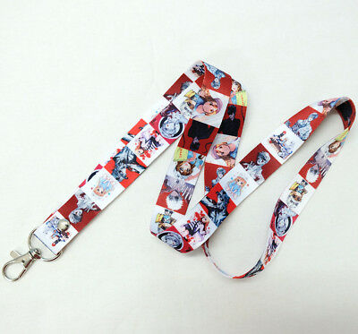 Cells at Work! Cell Phone ID Badg Neck Strap Lanyards Key Chain Ring 45cm