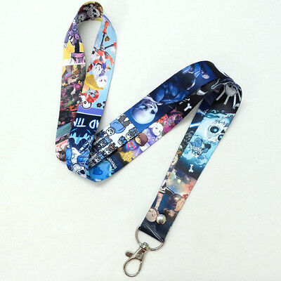Game Undertale SANS Cell Phone ID Badg Neck Strap Lanyards Key Chain 45CM
