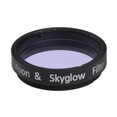 1.25 inch Moon and Skyglow Filter for Astromomic Eyepiece Ocular Telescope Glass