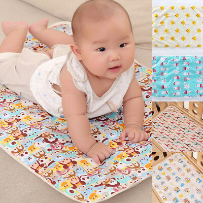 New Soft Padded Deluxe Large Baby Changing Mat Waterproof Mats XN
