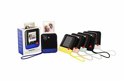 Polaroid Pop Digital Instant Printer mit Touchscreen Sofortbildkamera