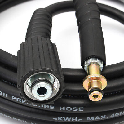 5M/7.5M 2300PSI/160BAR Pressure Washer Replacement Cleaner Hose For Karcher K2