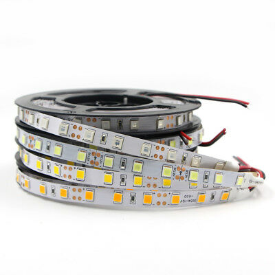 Waterproof 5m 5050 5054 SMD LED Strip Light Flexible RGB white tape 12V Car Home