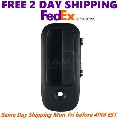 Front Left Driver Outside Exterior Outer Door Handle for Chevy Express / GMC Van