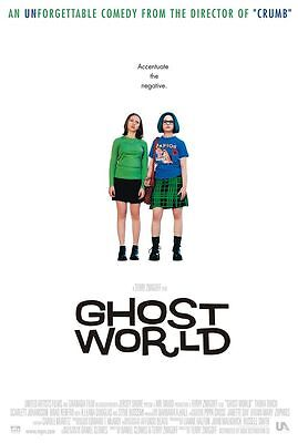 Ghost World (2001) Original Movie Poster  -  Rolled