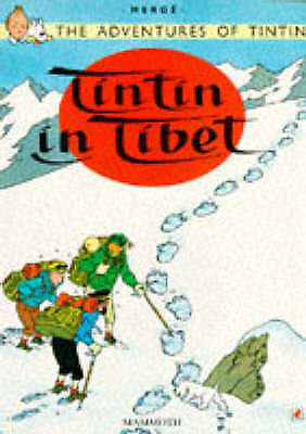 Tintin in Tibet (The Adventures of Tintin) by Herge Paperback Book