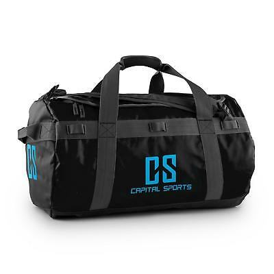 Sac A Dos Baluchon Capital Sports Voyage 60L Duffle Bag Impermeable Resistant